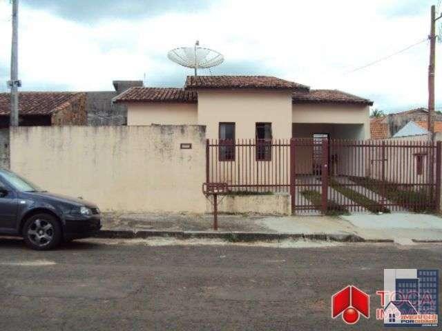 Vendo Casa Bairro Cavalari em Marília-SP com 3 quartos